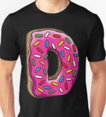 D is for Donut T-Shirt