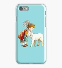 Prince Richard And His New Friend iPhone Case/Skin