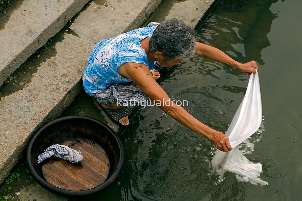 hand washing by kathywaldron