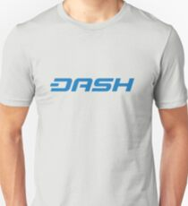 Dash Crypto Currency T-Shirt
