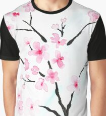 Sakura branch Graphic T-Shirt