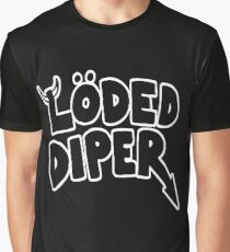 Funny Loded Diper Graphic T-Shirt