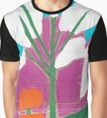 April blossom collage Graphic T-Shirt