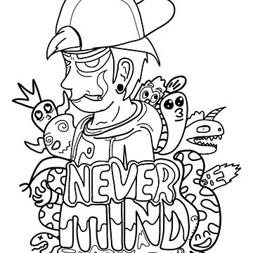 Never Mind by aografz