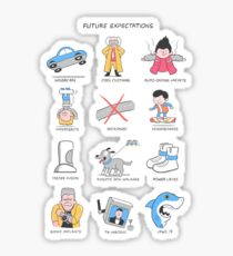 Future Expectations Sticker