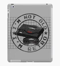 I'm not old, I'm Retro (Sega Genesis Megadrive) iPad Case/Skin