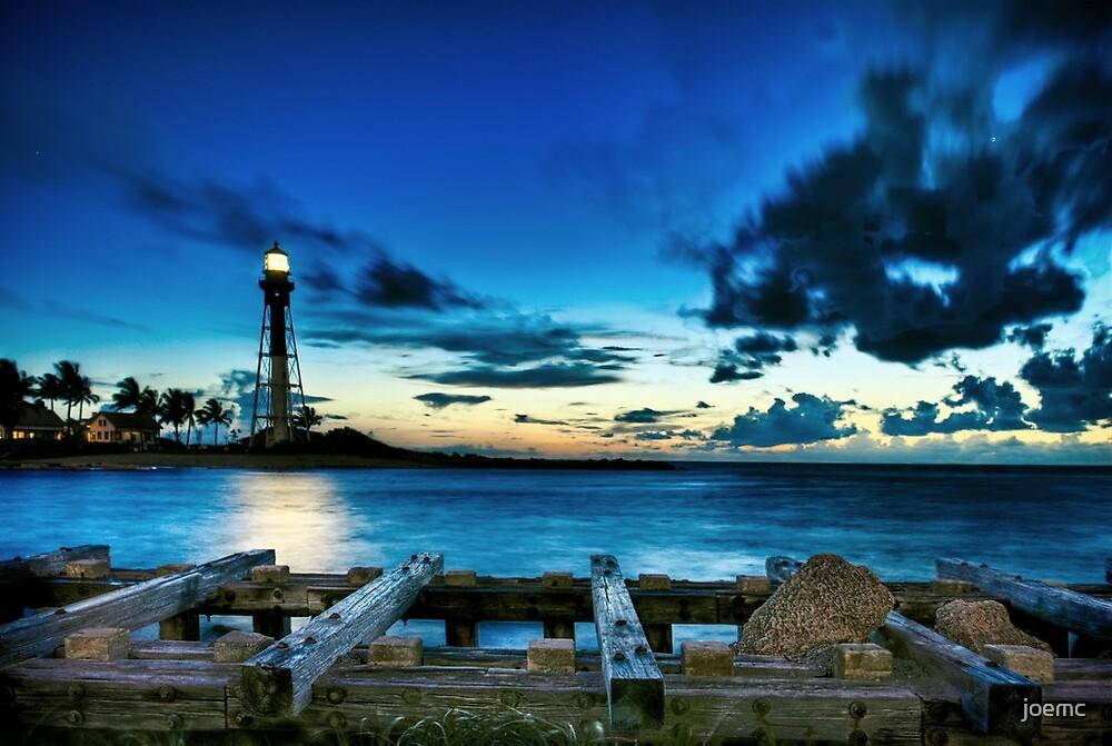Lighthouse point by joemc