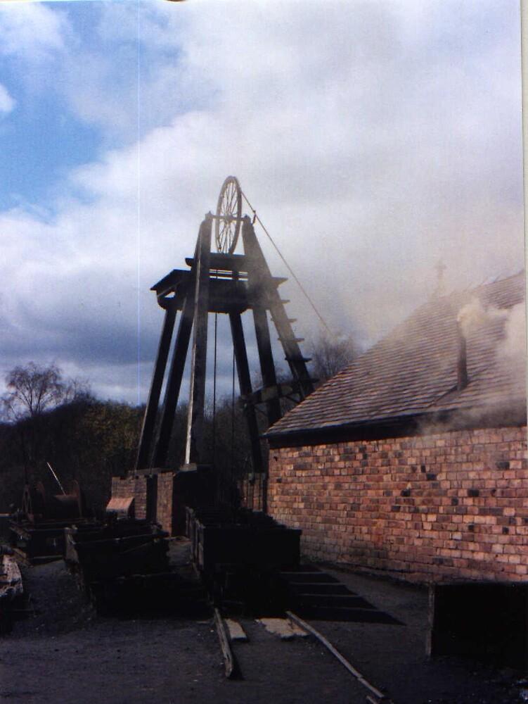 Victorian Coal Mine at Blitz Hill... by Rachel Harris