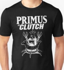 primus and clutch summer tour 2017 T-Shirt