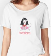 Kitty Purry Women's Relaxed Fit T-Shirt