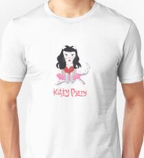 Kitty Purry Unisex T-Shirt