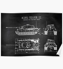 King Tiger ll Poster