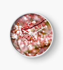 The Most Beautiful Blossoms Clock