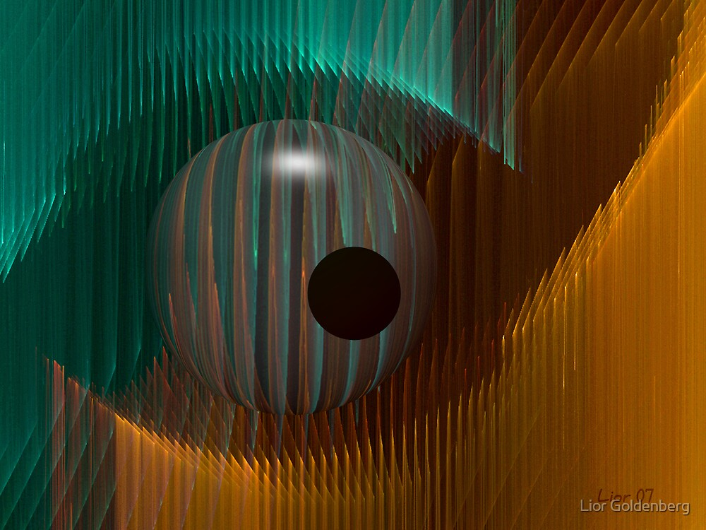 Eye Watch You by Lior Goldenberg