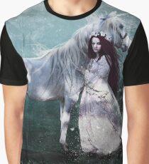 Faith of the unicorn Graphic T-Shirt