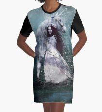 Faith of the unicorn Graphic T-Shirt Dress