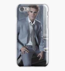 Stefan Salvatore/ Paul Wesley iPhone Case/Skin