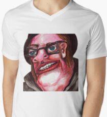 The Sherrif of New Orleans Men's V-Neck T-Shirt