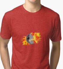ET Deathstar Tri-blend T-Shirt