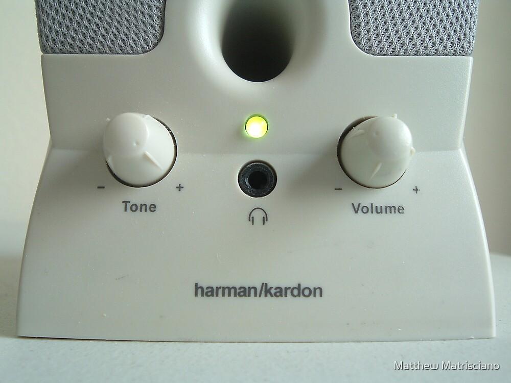 harman/kardon by Matthew Matrisciano