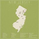 New Jersey Golf Courses by FinlayMcNevin