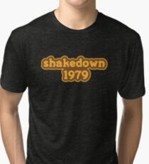 Shakedown 1979 Tri-blend T-Shirt