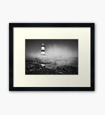 Penmon Lighthouse Framed Print