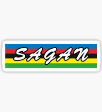 Peter Sagan - World Champion Sticker