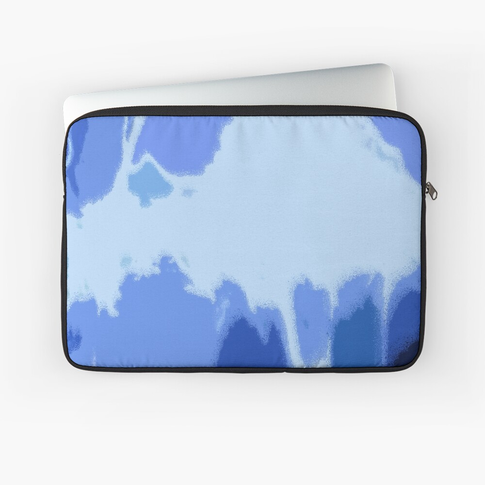 Blue Frequency Laptoptasche
