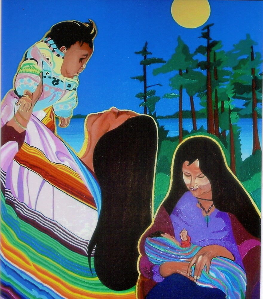 Mother and Child by Jamie Winter-Schira
