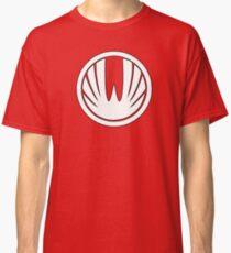 Roter Wind-Förster - Ninja-Sturm Classic T-Shirt