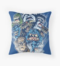 TRAP THEM ALL Throw Pillow