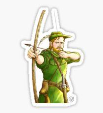 Robin Hood: The Legend Sticker