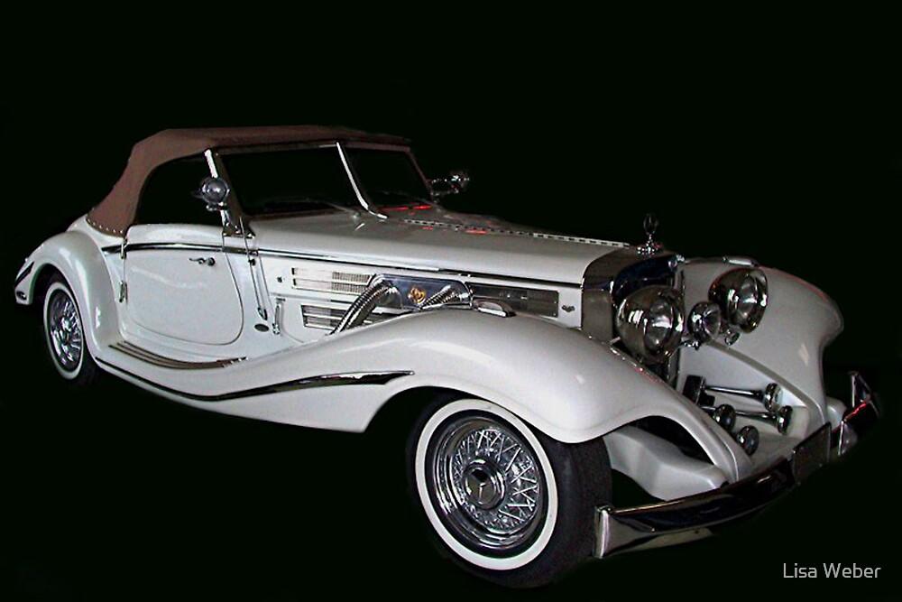 1934 Mercedes Benz by Lisa  Weber