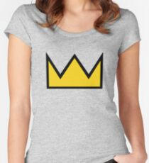 Betty's Jughead crown T-shirt Riverdale / Bughead Women's Fitted Scoop T-Shirt