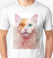 David Meowie - Catladdin Sane Unisex T-Shirt