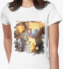 Galaxy Cats In Space T-Shirt