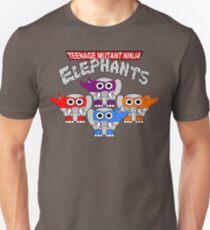 Teenage Mutant Ninja Elephants Unisex T-Shirt