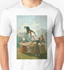 Francisco De Goya Y Lucientes - The Straw Manikin T-Shirt