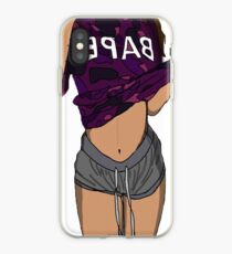 Bape and Babe iPhone Case