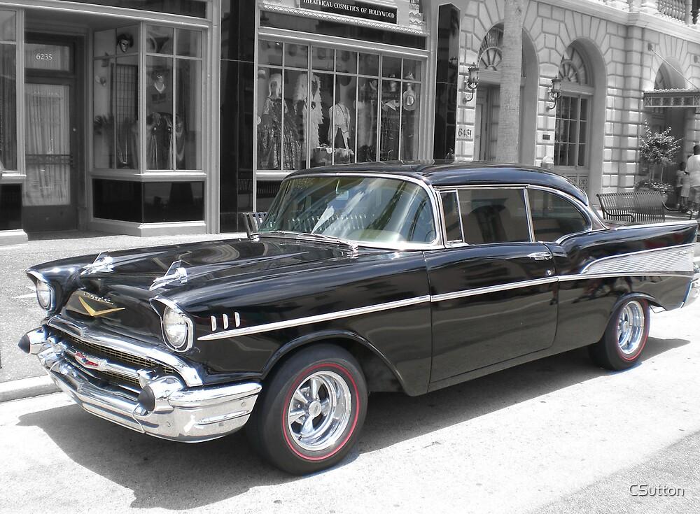 Classic Car by CSutton