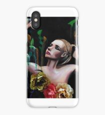 Summertime Sadness Oil Painting iPhone Case/Skin