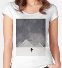 Mountain men Women's Fitted Scoop T-Shirt
