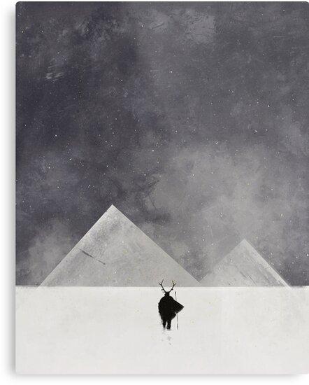 Mountain men by SLUGDRAWS