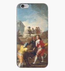Francisco De Goya Y Lucientes - Amateur Bullfight iPhone Case