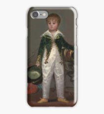 Francisco De Goya Y Lucientes - Jose Costa Y Bonells iPhone Case/Skin