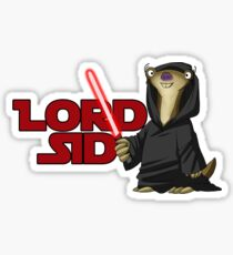Lord Sid - Star wars/Ice Age Sticker
