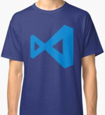 visual studio code Classic T-Shirt