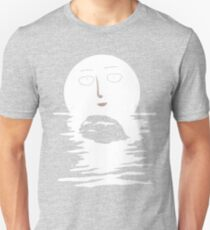 Sitama Fool Face One Punch Man T-Shirt Anime River Moon One Piece Death Note Tokyo Ghoul Renamon Unisex T-Shirt