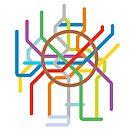 « Mini Metros - Moscou, Russie » par transitoriented